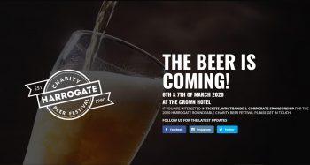 Harrogate Charity Beer Festival